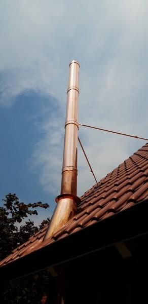 2-Punkt Dachabspannung