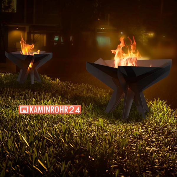 HEXE Design Feuerschale